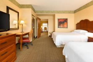 Double Suite - Hearing Accessible - Non-Smoking