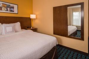 Fairfield Inn Dulles Airport Chantilly, Szállodák  Chantilly - big - 10