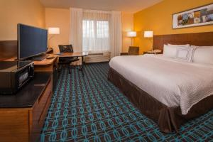 Fairfield Inn Dulles Airport Chantilly, Szállodák  Chantilly - big - 12