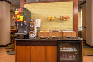 Fairfield Inn Dulles Airport Chantilly, Hotel  Chantilly - big - 39