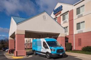 Fairfield Inn Dulles Airport Chantilly, Szállodák  Chantilly - big - 38