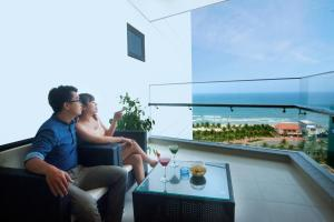 Grand Sea Hotel, Hotely  Da Nang - big - 38