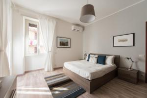 Quiet and renovated apartment near Vatican Museums, Apartmanok  Róma - big - 9