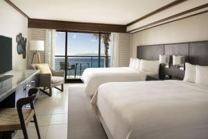 King or Queen Room with Deluxe Ocean Front View - Newly Renovated