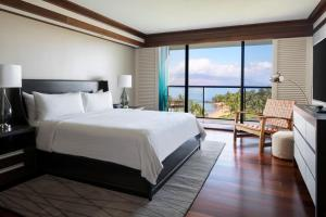 Two- Bedroom Presidential Suite with Ocean View