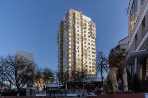 Apartments Ludwig van Beethoven, Apartments  Minsk - big - 34