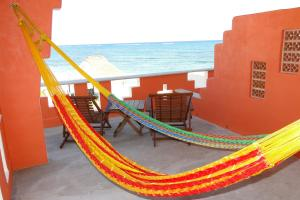 Double or Twin Room with Balcony- Beachfront