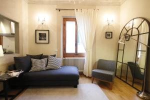 Boboli Frescoes Halldis Apartment, Appartamenti  Firenze - big - 9