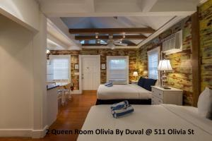 Queen Room with Two Queen Beds (Olivia House)