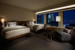 "New Club Floor ""Premier Grand""  Deluxe Twin Room with free access to Lounge"