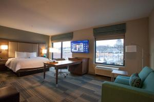 King Studio Suite with Cathedral View - Hearing Accessible - Non-Smoking
