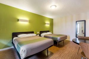 Double Room with Two Double Beds- Non Smoking