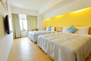 Hotel Ever Spring - Penghu, Hotely  Magong - big - 45
