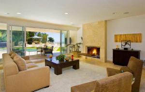 1099 - Beverly Hills Modern Compound, Vily  Los Angeles - big - 5