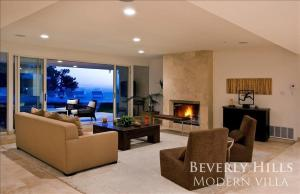 1099 - Beverly Hills Modern Compound, Vily  Los Angeles - big - 34