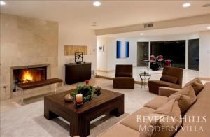 1100 - Beverly Hills Modern Villa, Villen  Los Angeles - big - 17