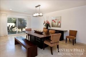 1100 - Beverly Hills Modern Villa, Villen  Los Angeles - big - 16
