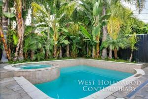 1105 - West Hollywood Contemporary, Ville  Los Angeles - big - 2