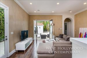 1105 - West Hollywood Contemporary, Ville  Los Angeles - big - 13