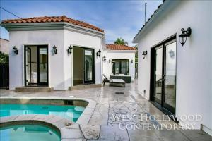 1105 - West Hollywood Contemporary, Ville  Los Angeles - big - 35