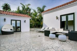 1105 - West Hollywood Contemporary, Ville  Los Angeles - big - 37