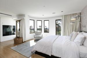 1507 - Santa Monica Blu U4, Vily  Los Angeles - big - 11