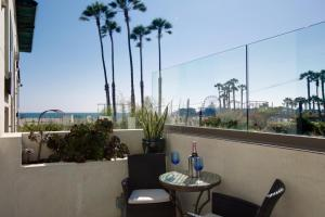 1507 - Santa Monica Blu U4, Vily  Los Angeles - big - 18