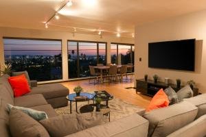 1039 - Sensational Sunset View, Vily  Los Angeles - big - 2