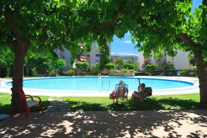 UHC Rhin Apartments, Apartments  Salou - big - 14