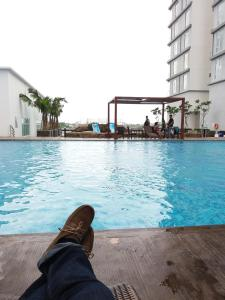 Urban Sanctuary Resort Condo @ Larkin, Apartments  Johor Bahru - big - 21