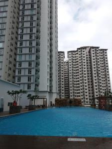 Urban Sanctuary Resort Condo @ Larkin, Apartments  Johor Bahru - big - 5