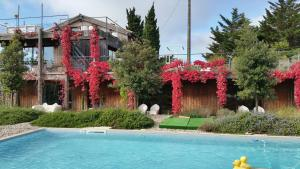 B&B Dochavert, Bed & Breakfast  Carcassonne - big - 47
