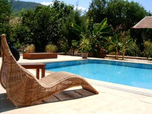 Fig Garden Cottages, Holiday homes  Kayakoy - big - 4