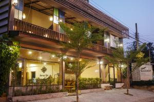 Porwa House, Guest houses  Chiang Mai - big - 1