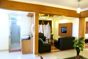 Atlantic Airport Apartments, Appartamenti  Nedumbassery - big - 31