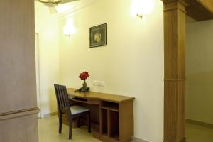 Atlantic Airport Apartments, Appartamenti  Nedumbassery - big - 12