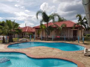 Lumpongo Lodge I, Kunyhók  Chingola - big - 8