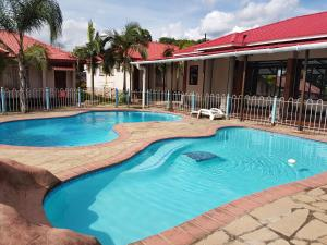 Lumpongo Lodge I, Kunyhók  Chingola - big - 12