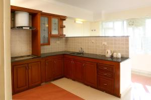 Atlantic Airport Apartments, Appartamenti  Nedumbassery - big - 8