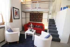 Thouar Halldis Apartment, Apartmány  Florencia - big - 12