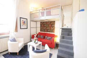 Thouar Halldis Apartment, Apartmány  Florencia - big - 16