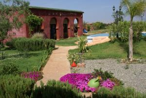 Les Jardins de Bouskiod, Lodges  Amizmiz - big - 17