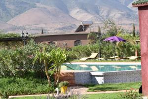 Les Jardins de Bouskiod, Lodges  Amizmiz - big - 18