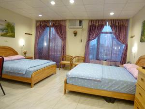 Sun Moon Star Hostel, Priváty  Budai - big - 8