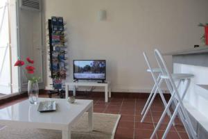 Appartement Standing Gosier, Апартаменты  Mare Gaillard - big - 11
