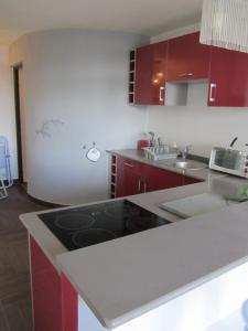 Appartement Standing Gosier, Апартаменты  Mare Gaillard - big - 22
