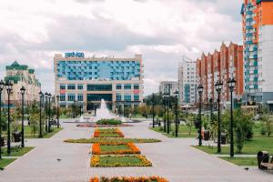 Отель Park Inn by Radisson Novokuznetsk, Новокузнецк
