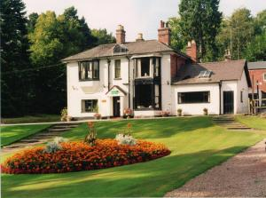 Old Rose and Crown Hotel Birmingham in Rubery, West Midlands, England