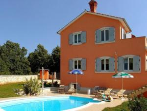 Apartment Villa Brig, Appartamenti  Tinjan - big - 1