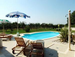 Apartment Villa Brig, Appartamenti  Tinjan - big - 5